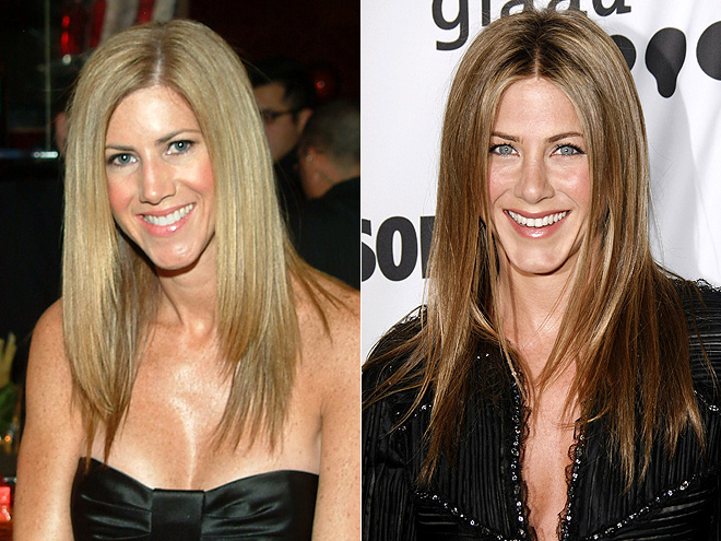 RENEE VS. JENNIFER photo | Jennifer Aniston