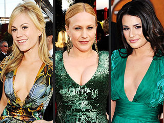 You Voted! Best & Worst of the SAG Awards | Anna Paquin, Lea Michele, Patricia Arquette