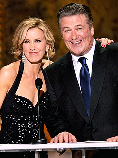 SAG Memorable Moments: Drew Gets Nauseous, Felicity Can't See | Alec Baldwin, Felicity Huffman