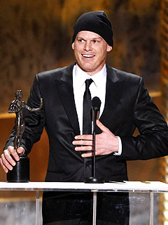 Michael C. Hall Says Winning Awards Has Boosted His Spirits