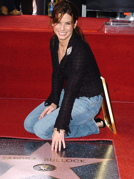 STAR POWER photo | Sandra Bullock