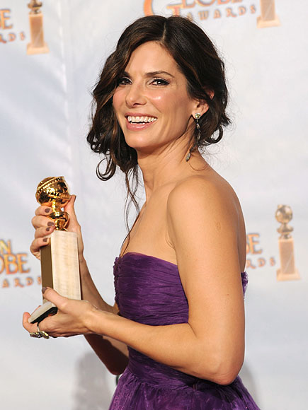 SHE&#39;S GOLDEN photo | Sandra Bullock