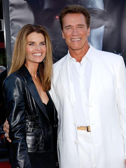 ARNOLD SCHWARZENEGGER & MARIA SHRIVER  photo | Arnold Schwarzenegger, Maria Shriver