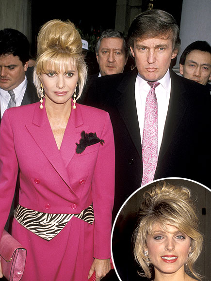 DONALD TRUMP photo | Donald Trump, Ivana Trump