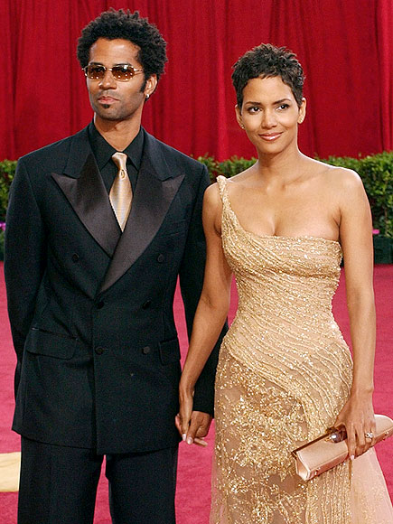ERIC BENÉT photo | Halle Berry
