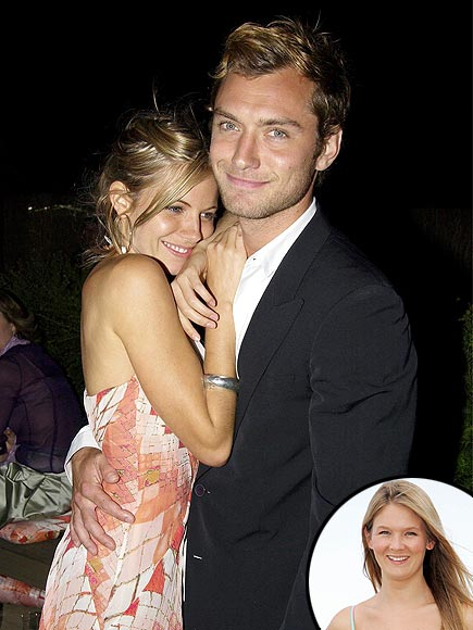 JUDE LAW photo | Jude Law, Sienna Miller
