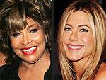 Can't Keep a Good Woman Down! | Jennifer Aniston, Tina Turner