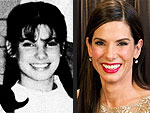 Sandra's Road: Cheerleader to Oscar Mom! | Sandra Bullock
