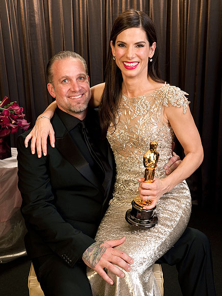 OSCAR GOLD photo | Jesse James, Sandra Bullock