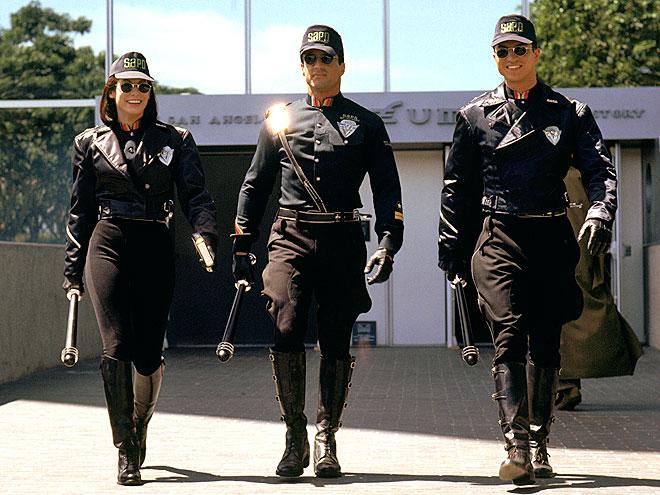 ACTION HERO photo | Benjamin Bratt, Sandra Bullock, Sylvester Stallone