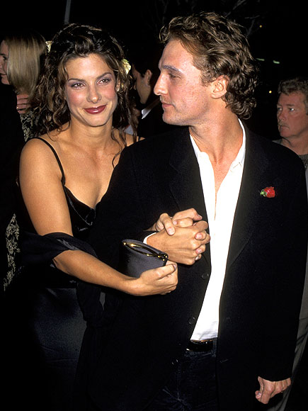 AUSTIN CONNECTION photo | Matthew McConaughey, Sandra Bullock