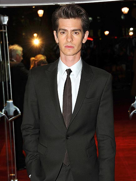 ANDREW GARFIELD, 28 