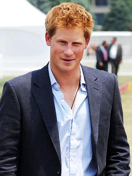 PRINCE HARRY, 27