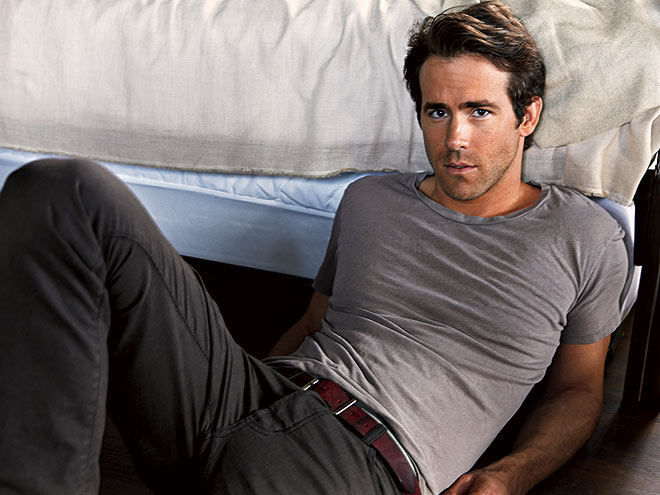 Sexiest Man Alive 2010: Ryan Reynolds : People.com