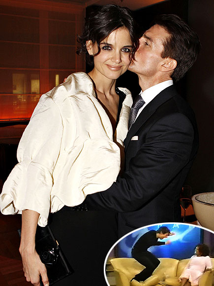 2. PROCLAIMING YOUR LOVE ON OPRAH photo | Katie Holmes, Tom Cruise