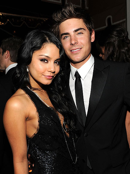 ZAC & VANESSA photo | Vanessa Hudgens, Zac Efron