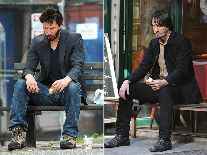 SAD KEANU photo | Keanu Reeves