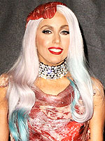 2010's Most Outrageous Outfits! | Lady Gaga
