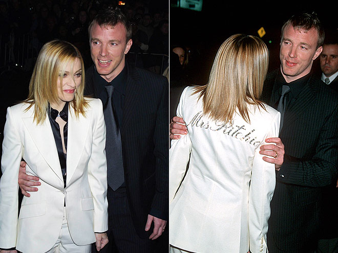 MADONNA & GUY RITCHIE photo | Guy Ritchie, Madonna