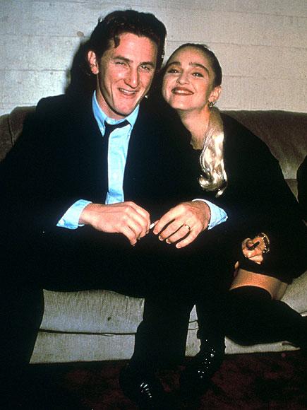 MADONNA & SEAN PENN   photo | Madonna, Sean Penn