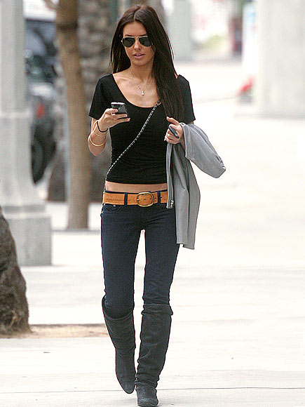 BOOT-Y CALL photo | Audrina Patridge