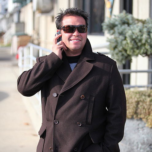 PHONE IT IN photo | Jon Gosselin
