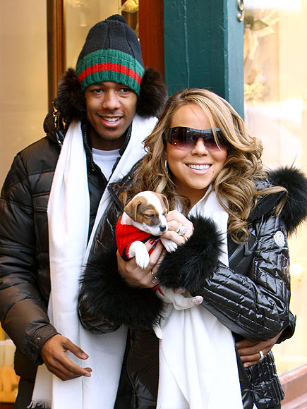 PUPPY PRESENT photo | Mariah Carey