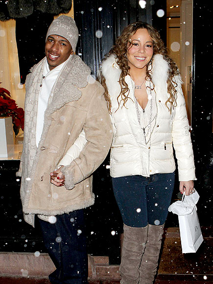 SUPER SHOPPERS photo | Mariah Carey, Nick Cannon
