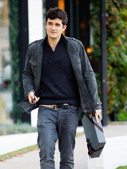BOXED IN photo | Orlando Bloom