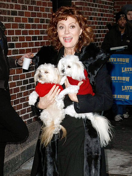 DOUBLE FISTED photo | Susan Sarandon