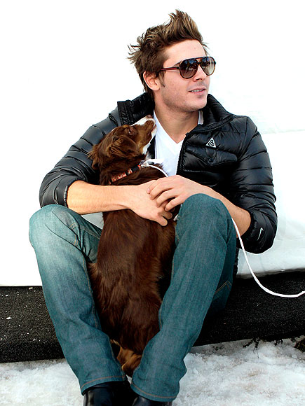 PUPPY LOVE photo | Zac Efron