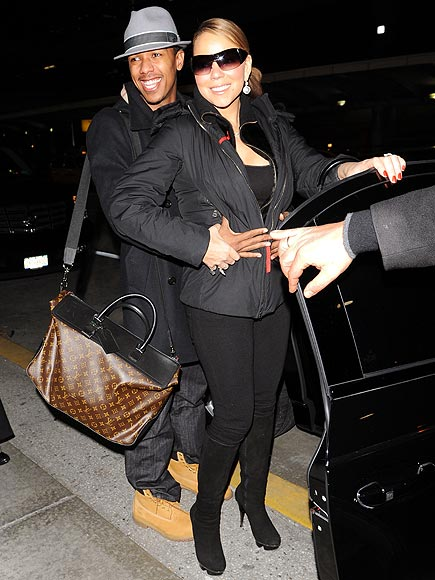HAPPY HOMECOMING photo | Mariah Carey, Nick Cannon