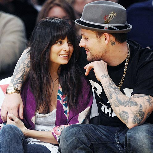 COURT OF LOVE photo | Joel Madden, Nicole Richie
