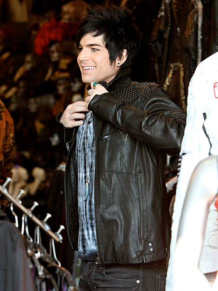 PERFECT FIT photo | Adam Lambert