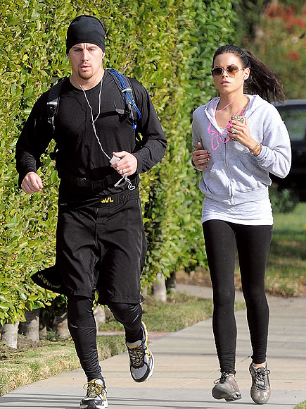 FANCY FOOTWORK photo | Channing Tatum, Jenna Dewan