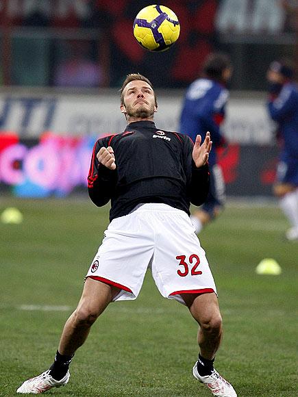 POWER PLAY photo | David Beckham