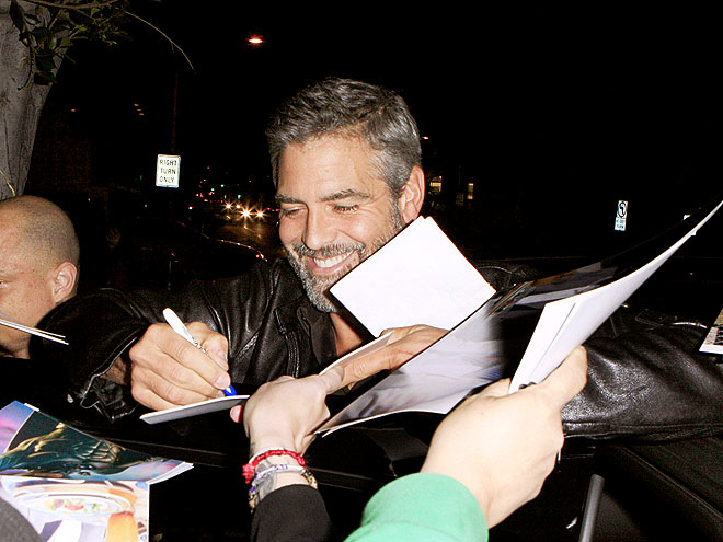 MAN ABOUT TOWN photo | George Clooney