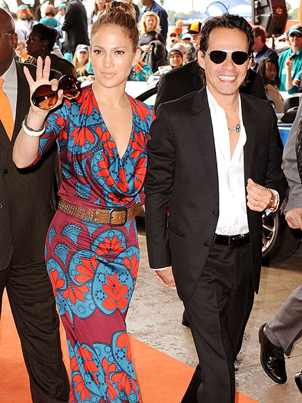Top of Their Game photo | Jennifer Lopez, Marc Anthony
