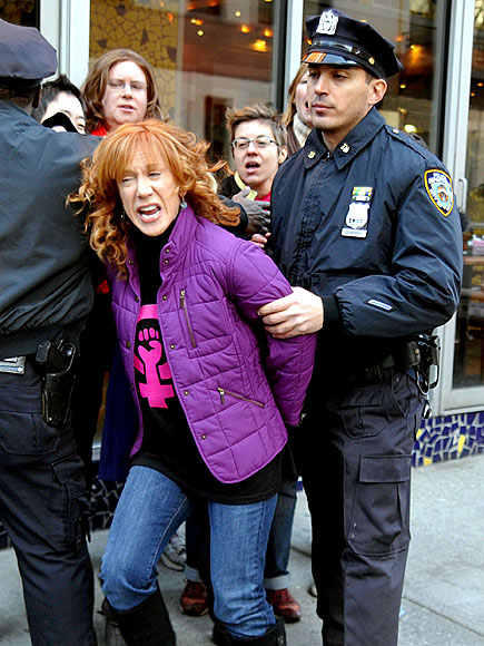 DISORDERLY CONDUCT photo | Kathy Griffin