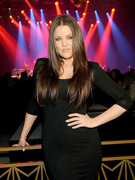 SHOW & TELL photo | Khloe Kardashian