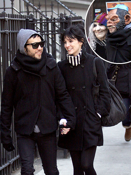 FACE OFF photo | Ashlee Simpson, Pete Wentz