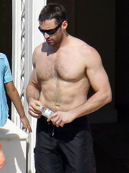 TOO HOT TO HANDLE! photo | Hugh Jackman