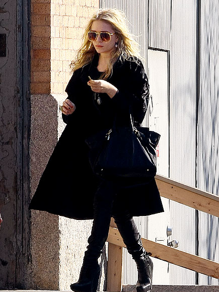 DOWNTOWN DIVA photo | Mary-Kate Olsen