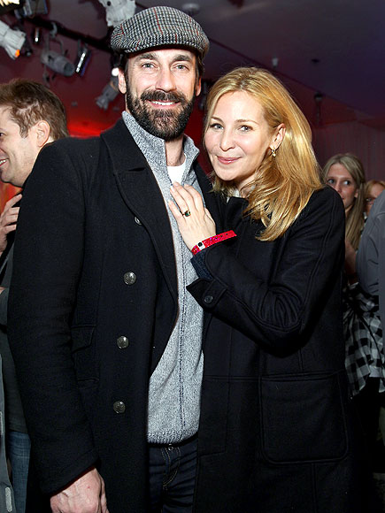 SWEET SQUEEZE photo | Jennifer Westfeldt, Jon Hamm