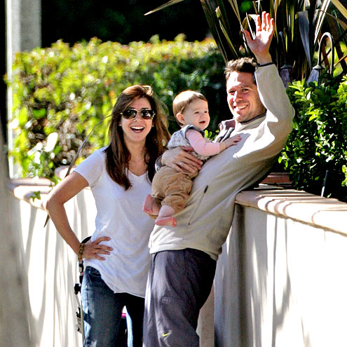 FAMILY TIME photo | Alyson Hannigan