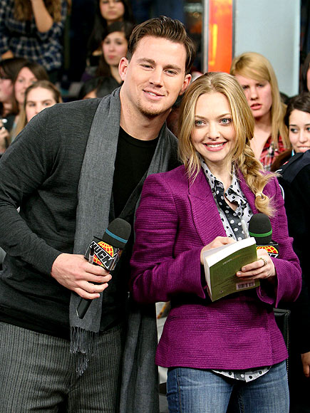 'MUCH' ADO ABOUT LOVE photo | Amanda Seyfried, Channing Tatum
