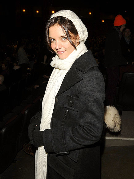 WINTER WHITES photo | Katie Holmes