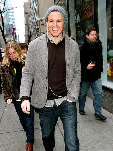 PLUGGED IN photo | Channing Tatum