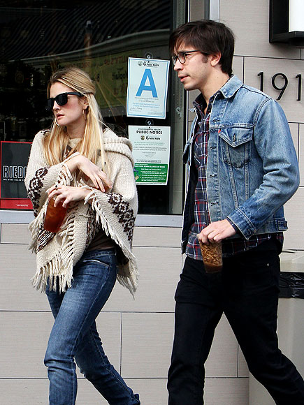 BOHO CHIC photo | Drew Barrymore, Justin Long