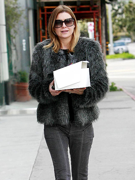 OUT TO LUNCH photo | Ellen Pompeo